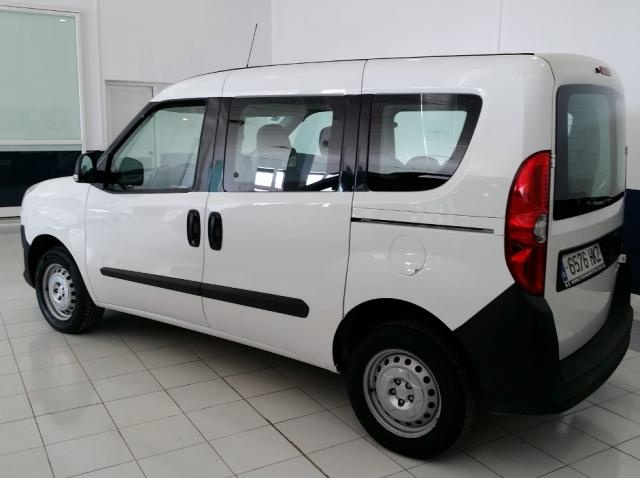 Fiat Doblo 2012 Panorama Active N1 1 3 Multijet 90cv 5p
