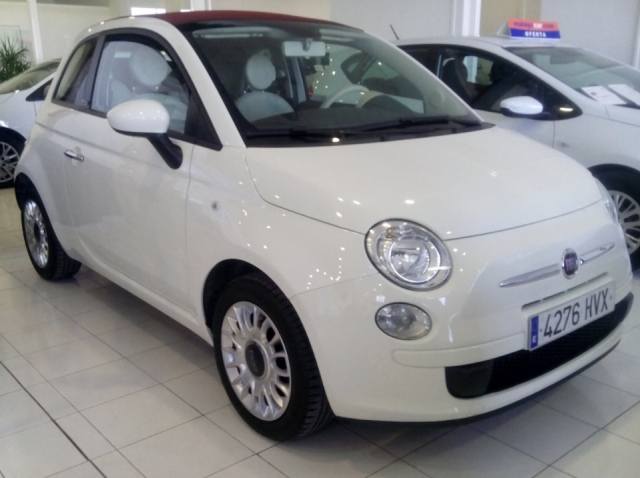 fiat 500 2014 1 2 8v 69 cv by gucci 2p